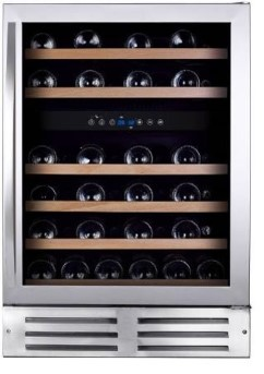 "Wine Storage <span class=""smaller"">- <span class=""mini"">Model No.</span> BWC6046FS</span> <span class=""smaller""> - <span class=""mini"">Product Code</span> 34002154</span>"